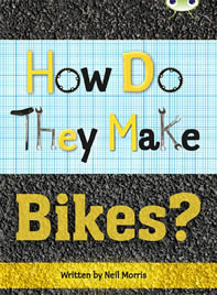 cover - How do they make bikes?