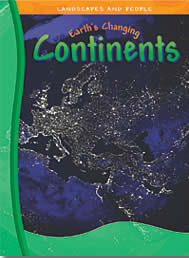 cover - Earth's Changing Continents