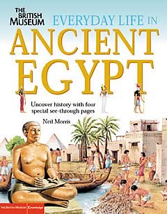 cover - Everyday Life in Ancient Egypt